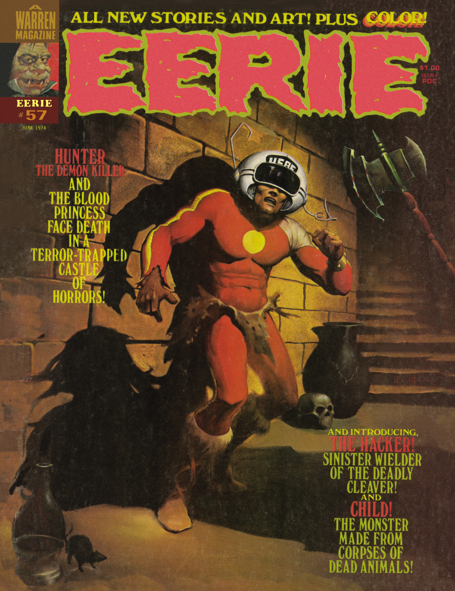 Read online Eerie Archives comic -  Issue # TPB 12 - 68