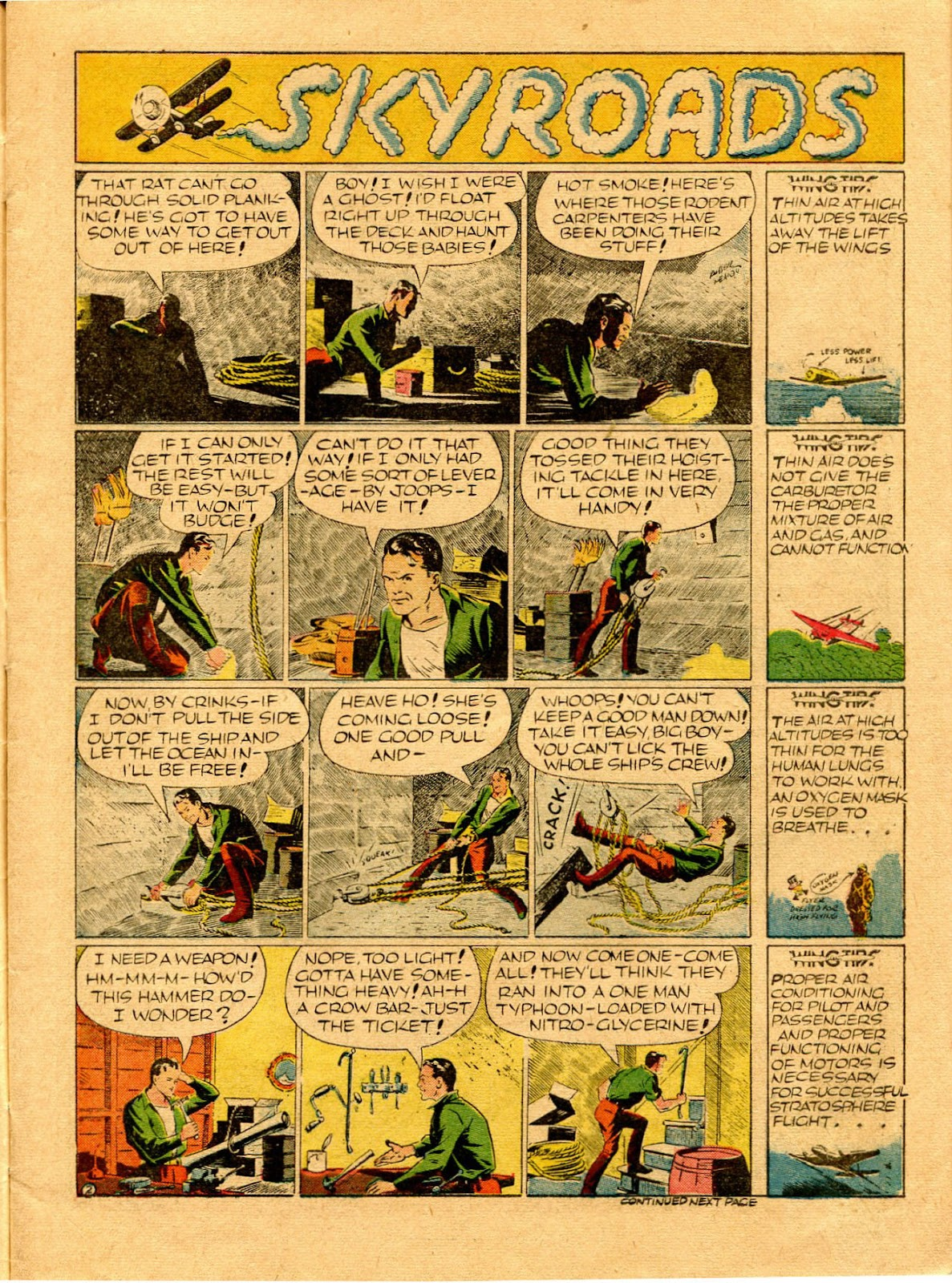 Read online Famous Funnies comic -  Issue #67 - 13