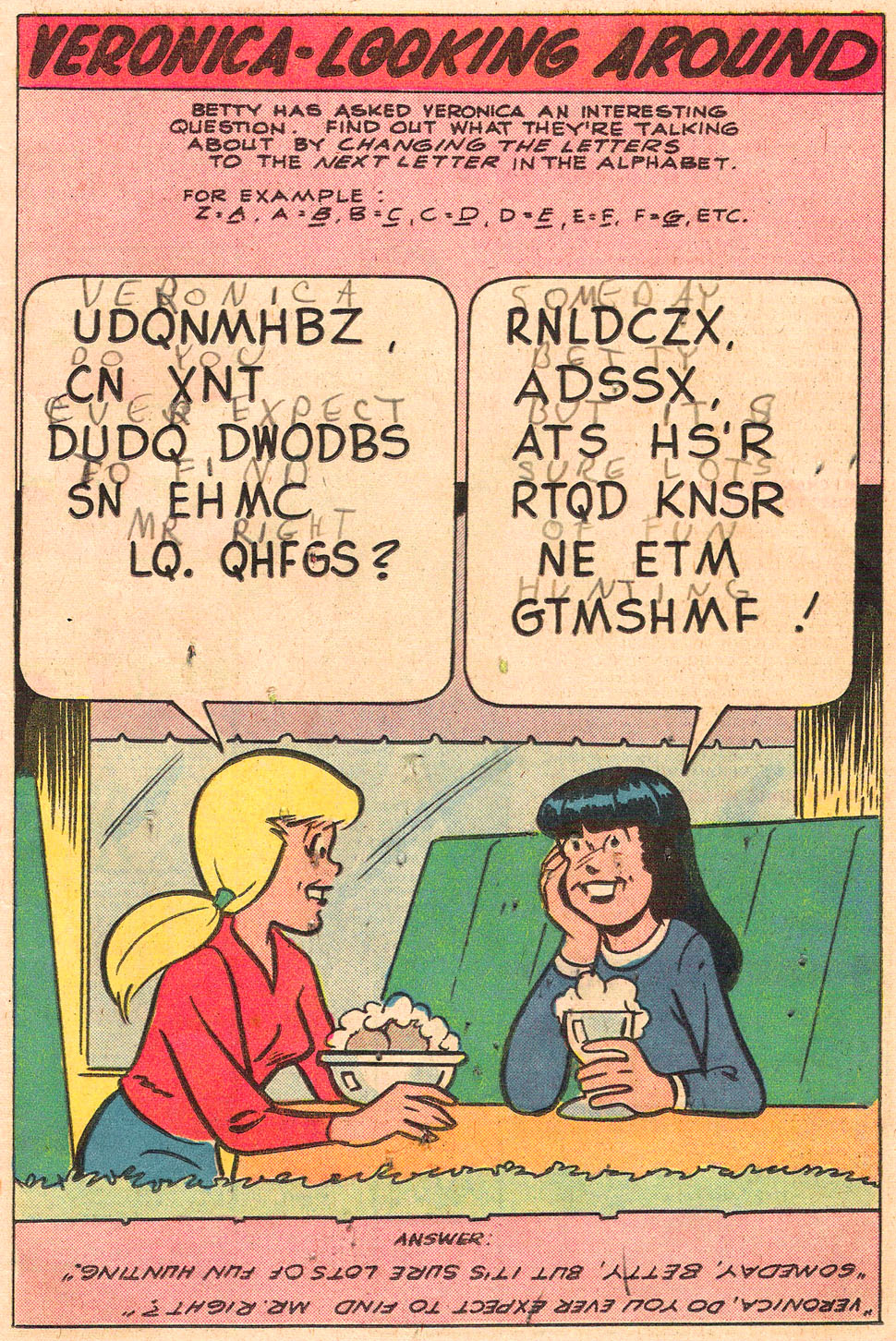 Read online Archie's Girls Betty and Veronica comic -  Issue #314 - 11