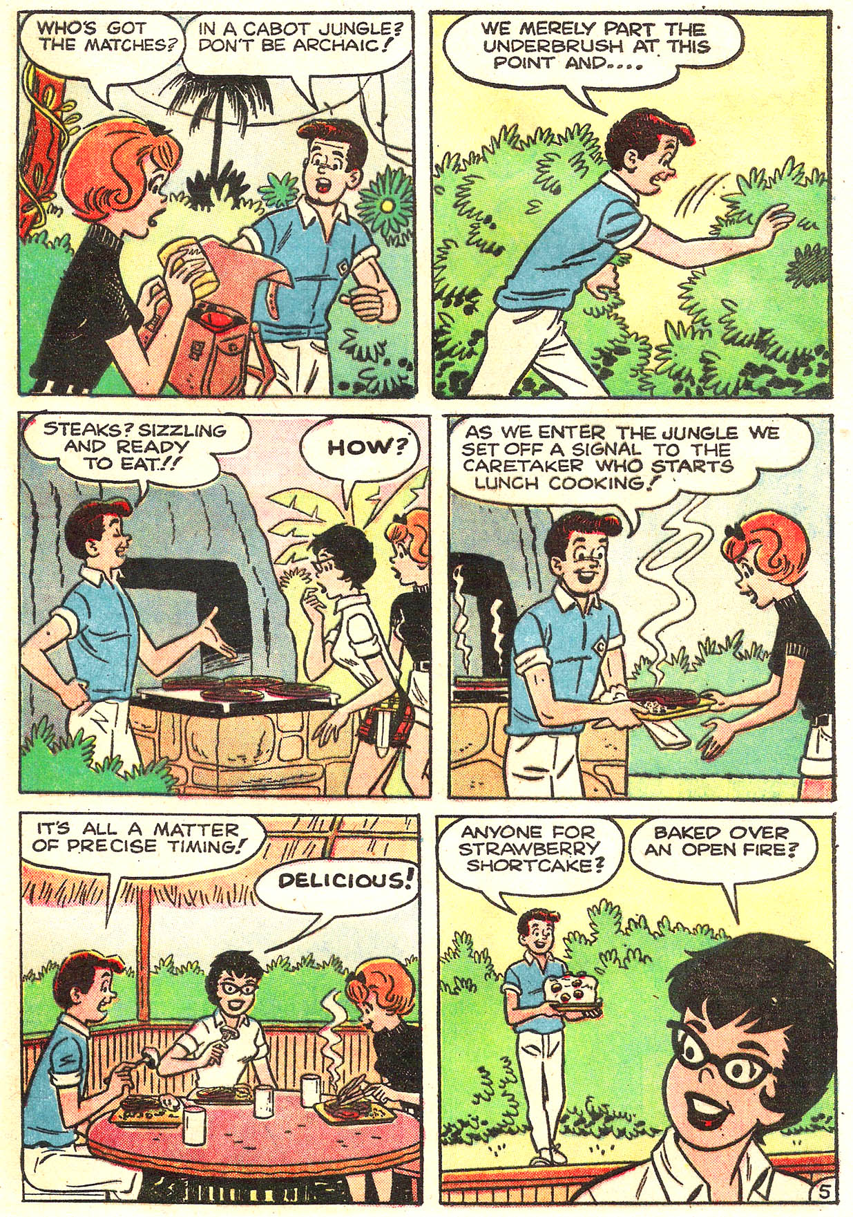 Read online She's Josie comic -  Issue #4 - 17