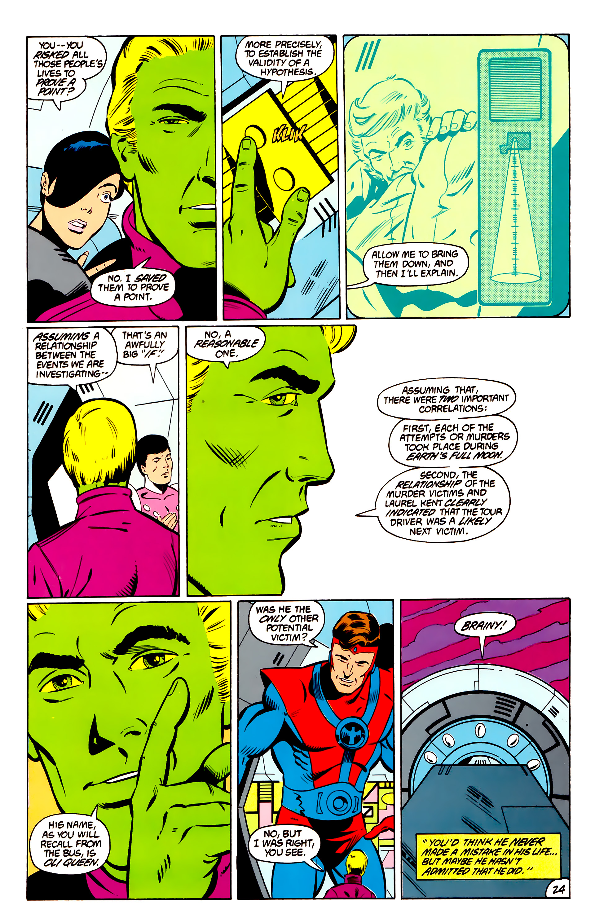 Legion of Super-Heroes (1984) _Annual_1 Page 25
