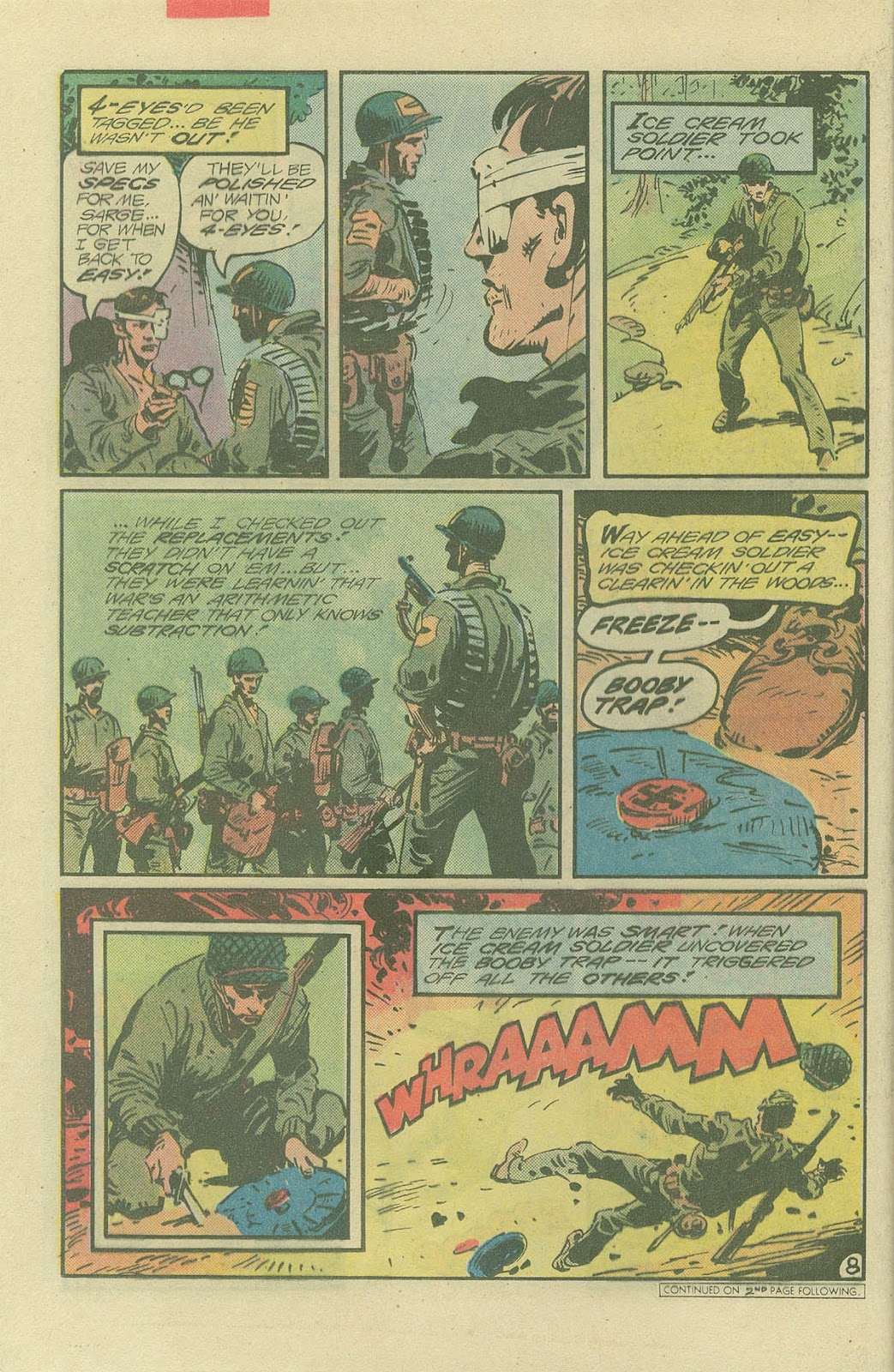 Sgt. Rock issue 389 - Page 8