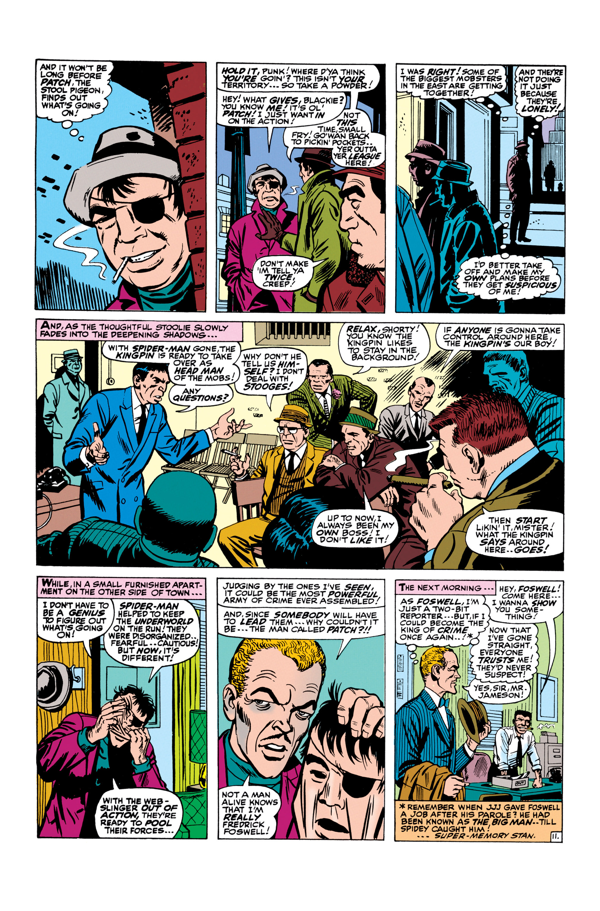 The Amazing Spider-Man (1963) 50 Page 11