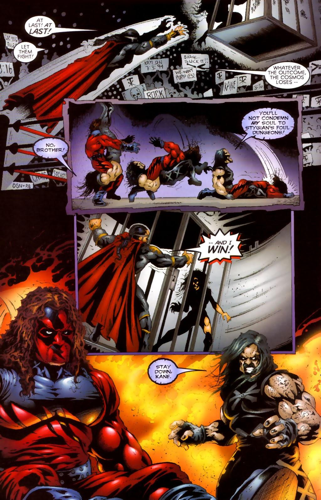 Read online Undertaker (1999) comic -  Issue #0.5 - 13