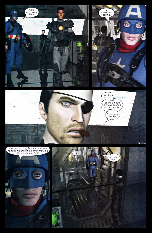 Read online U.S. War Machine 2.0 comic -  Issue #2 - 20