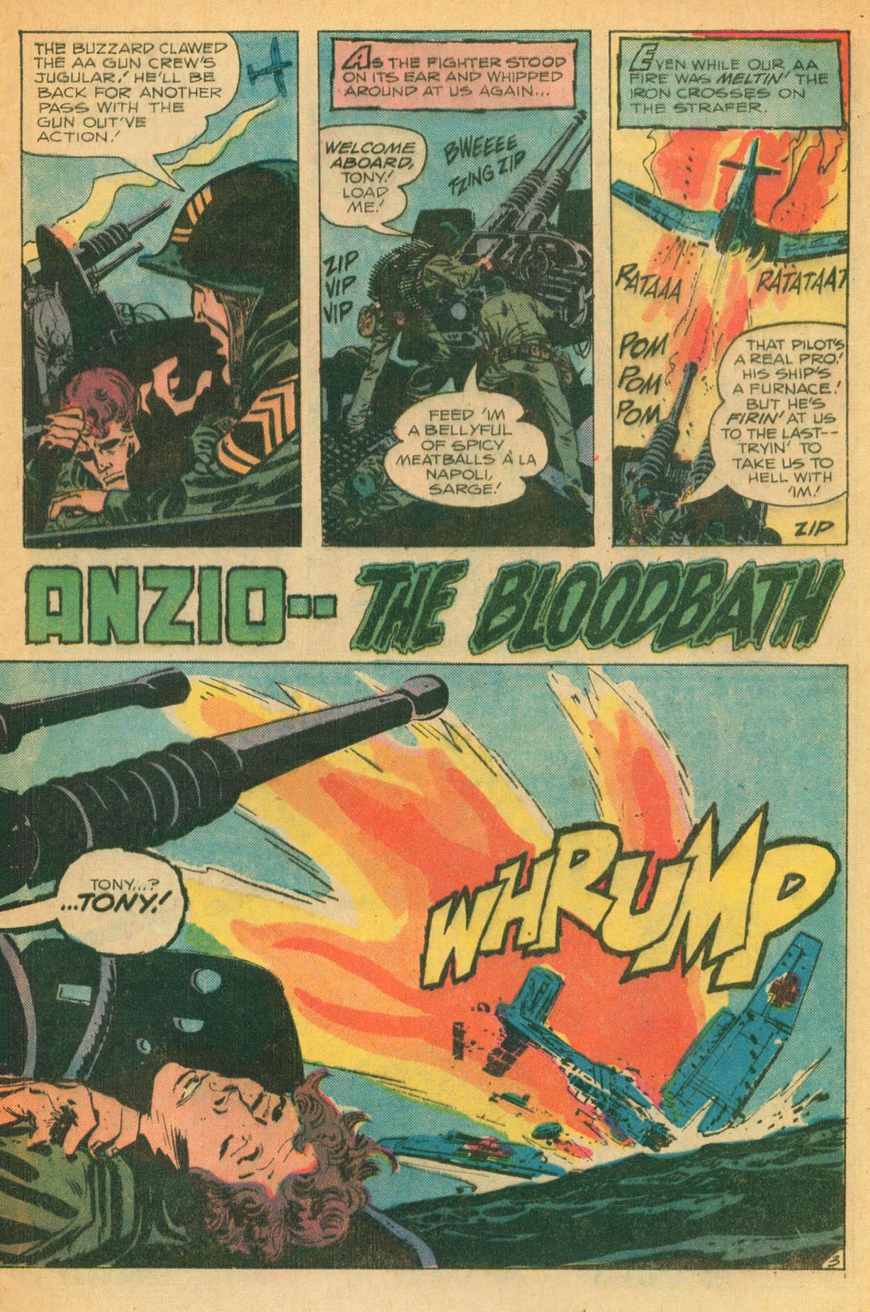 Read online Sgt. Rock comic -  Issue #302 - 5