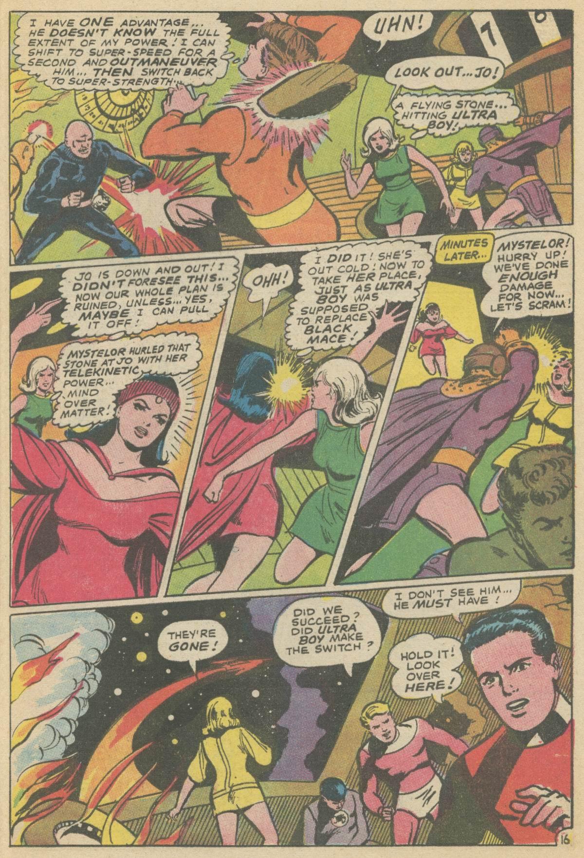 Read online Adventure Comics (1938) comic -  Issue #374 - 21