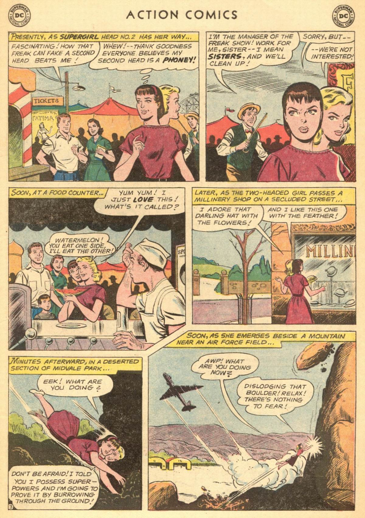 Read online Action Comics (1938) comic -  Issue #284 - 23