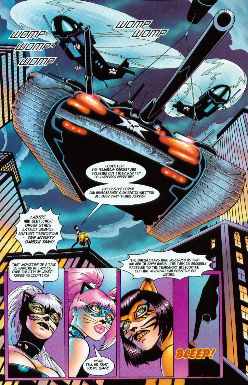 Read online 3 Little Kittens: Purrr-fect Weapons comic -  Issue #2 - 11