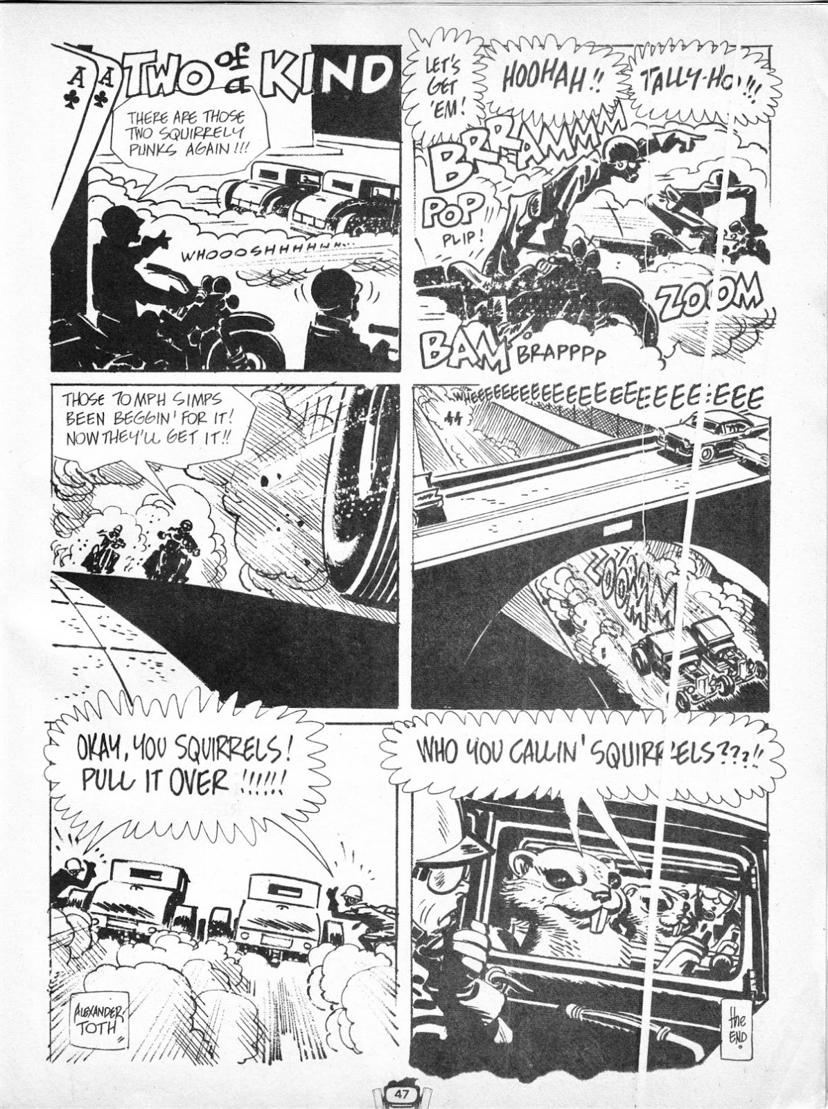 Drag Cartoons issue 7 - Page 47