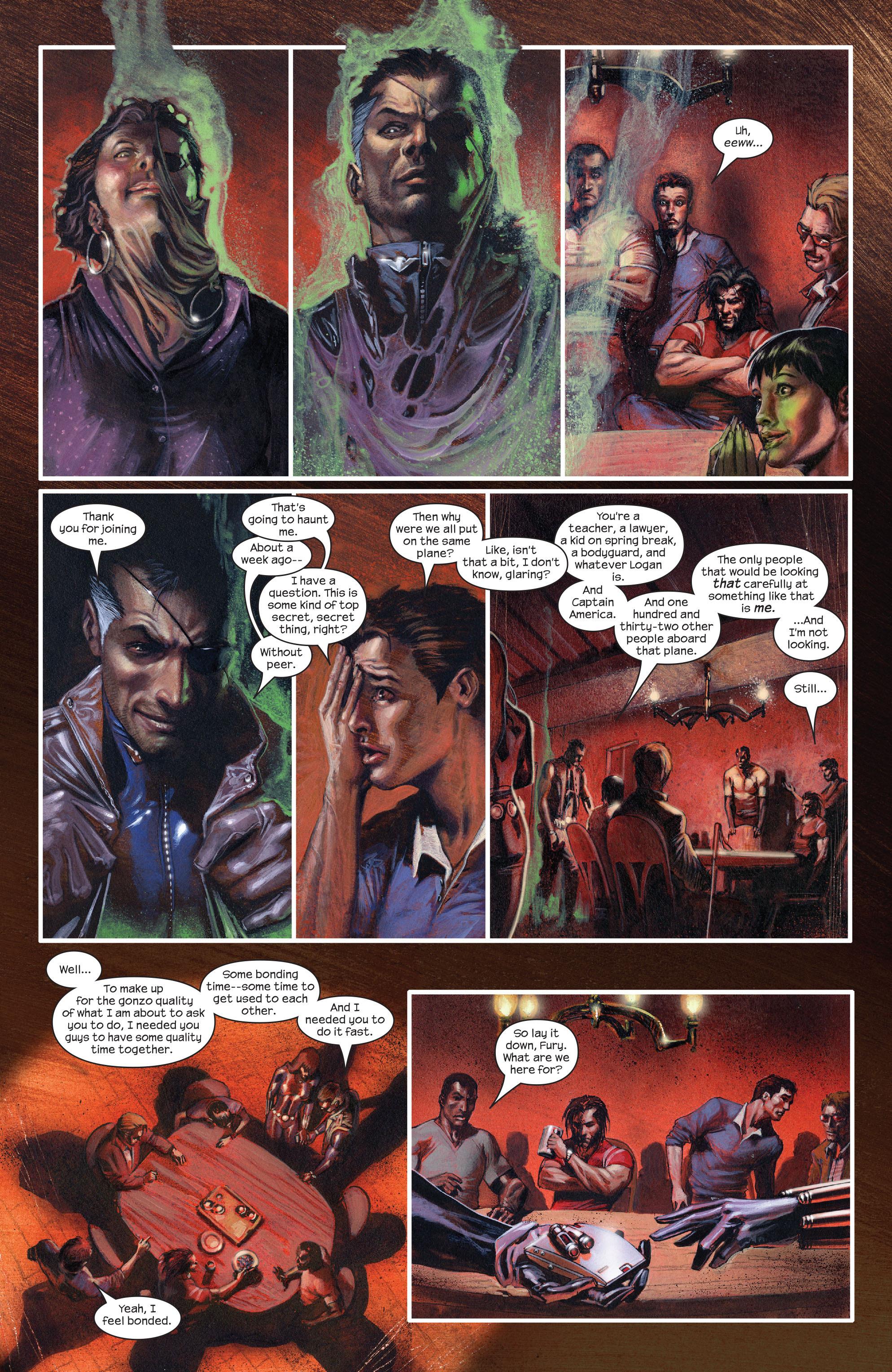 Read online Secret War comic -  Issue # Full - 47