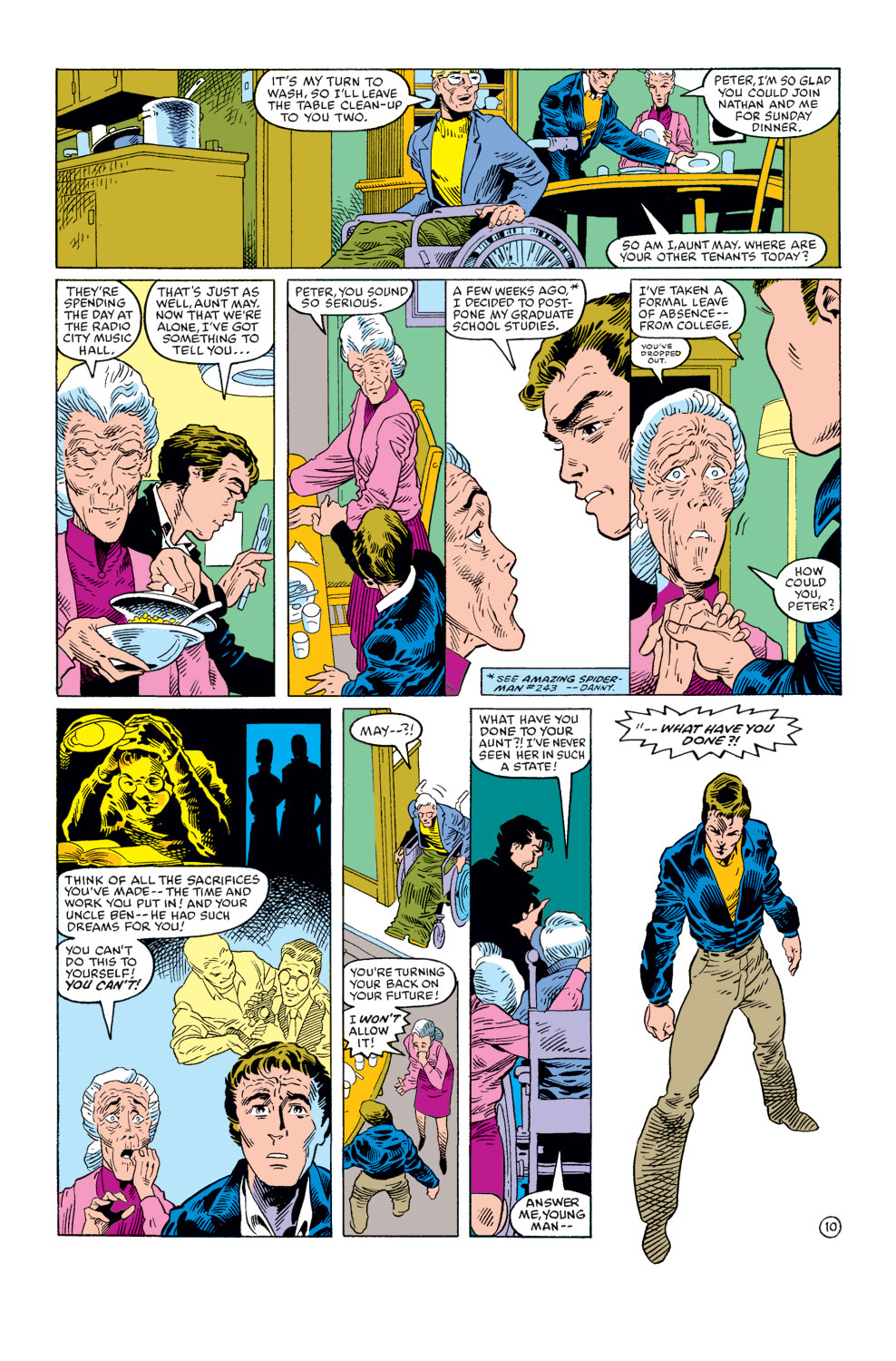 The Amazing Spider-Man (1963) 253 Page 10