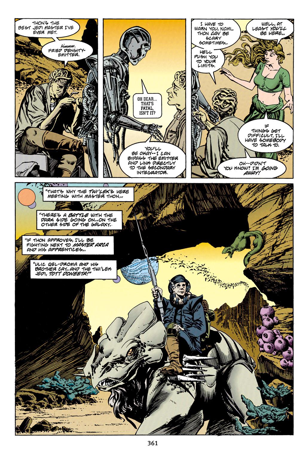 Read online Star Wars Omnibus comic -  Issue # Vol. 4 - 349