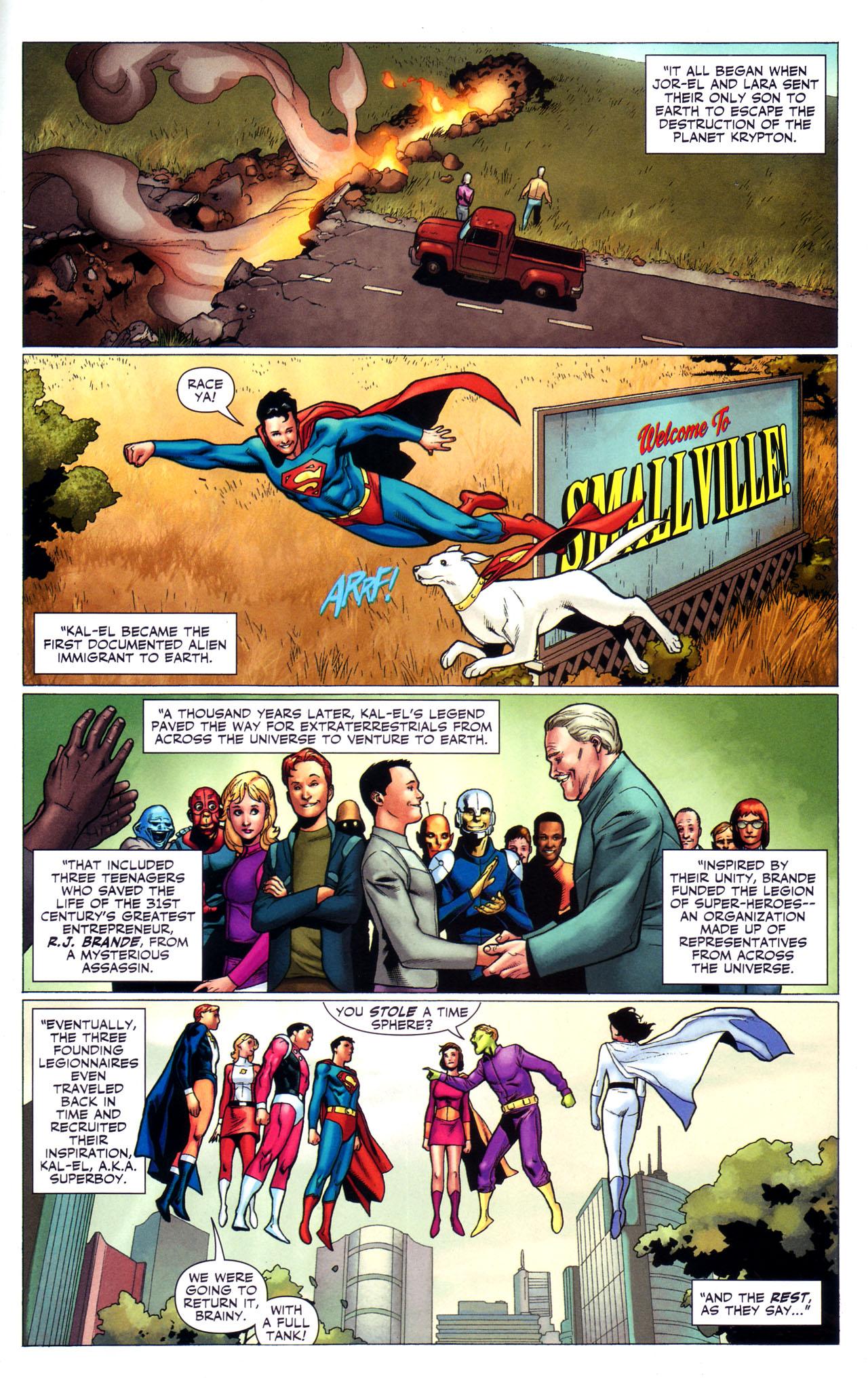 Read online Adventure Comics (2009) comic -  Issue #1 - 23