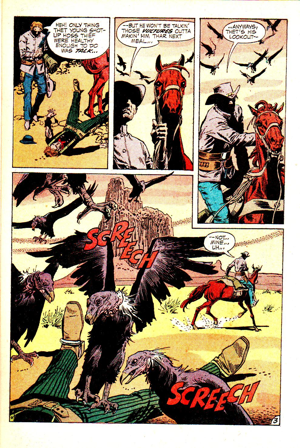 Read online All-Star Western (1970) comic -  Issue #11 - 5