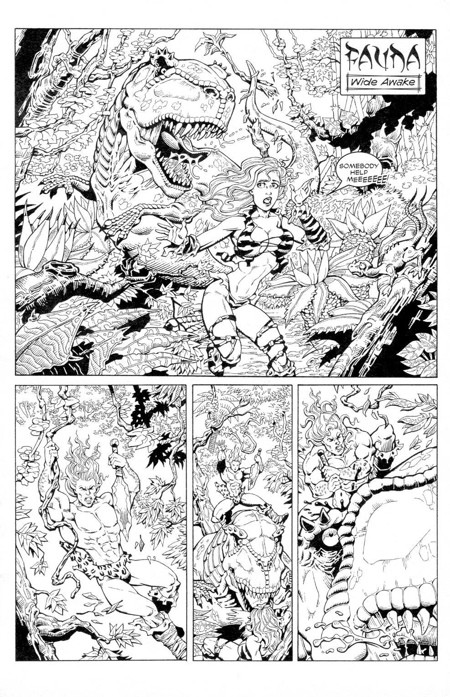 Read online Jungle Fantasy (2002) comic -  Issue #3 - 5