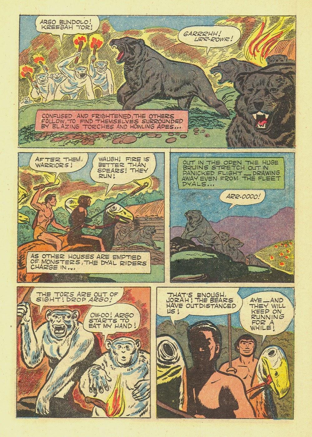 Tarzan (1948) issue 65 - Page 11