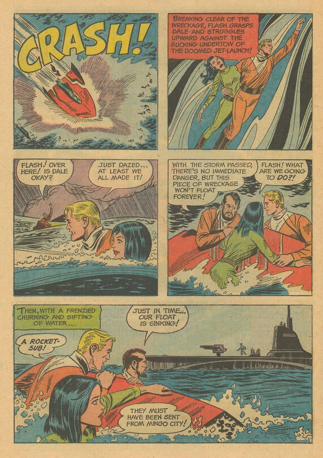 Flash Gordon (1966) issue 2 - Page 26