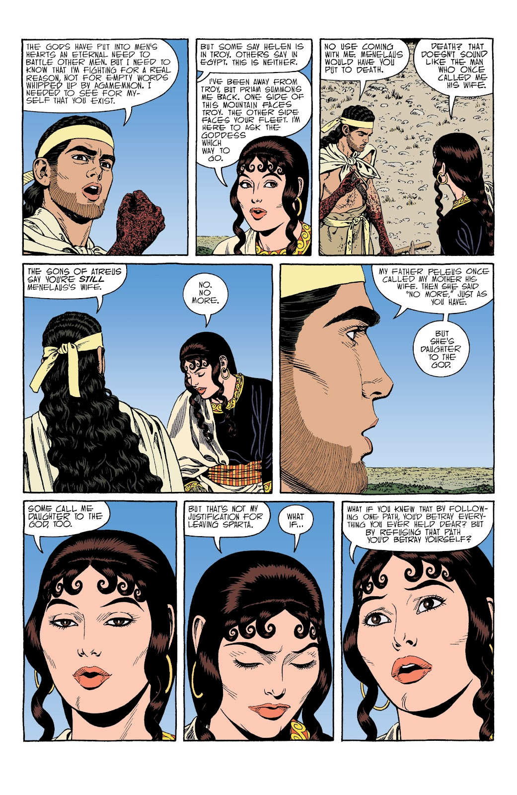 Read online Age of Bronze comic -  Issue #34 - 21