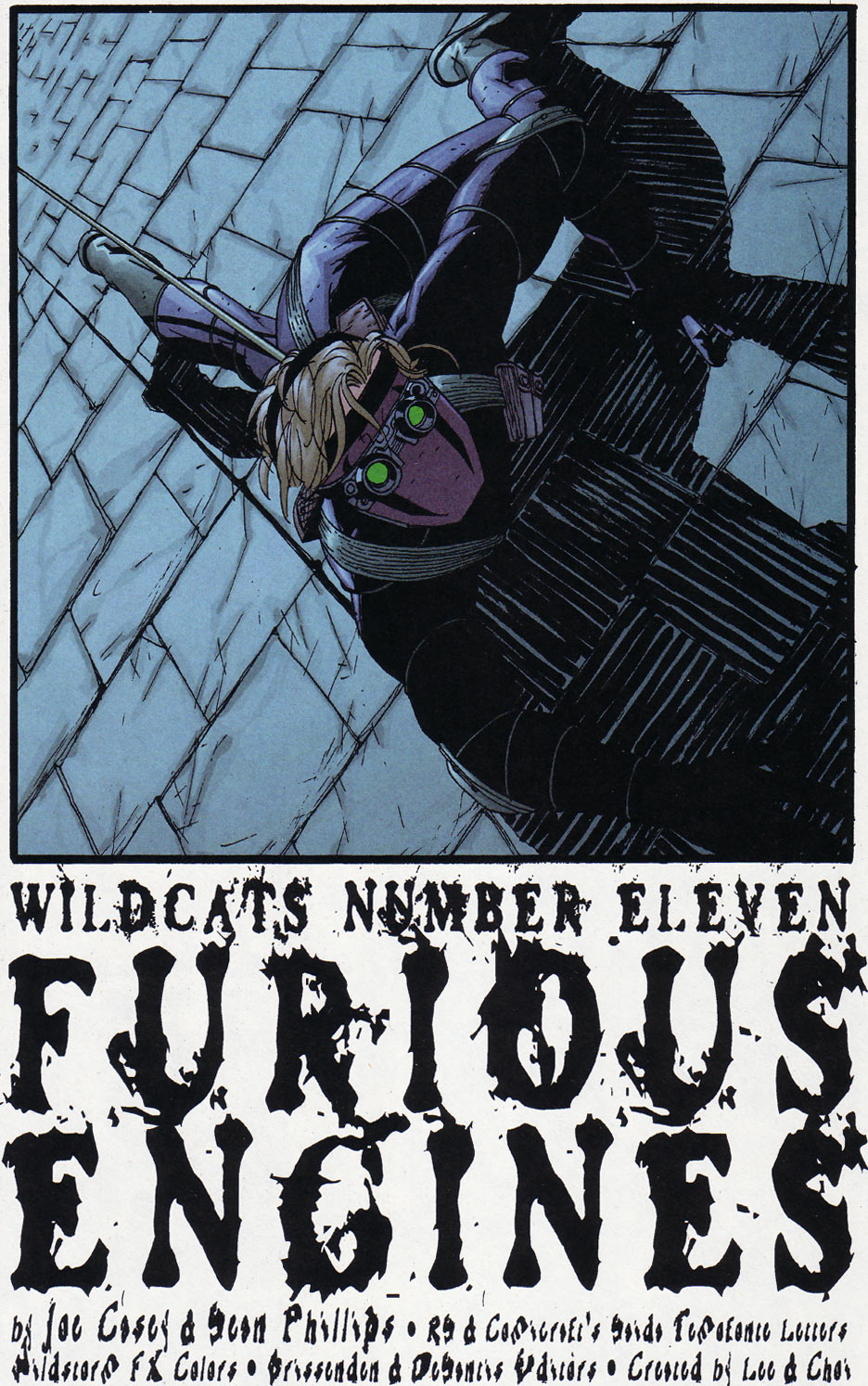 Wildcats (1999) Issue #11 #12 - English 2