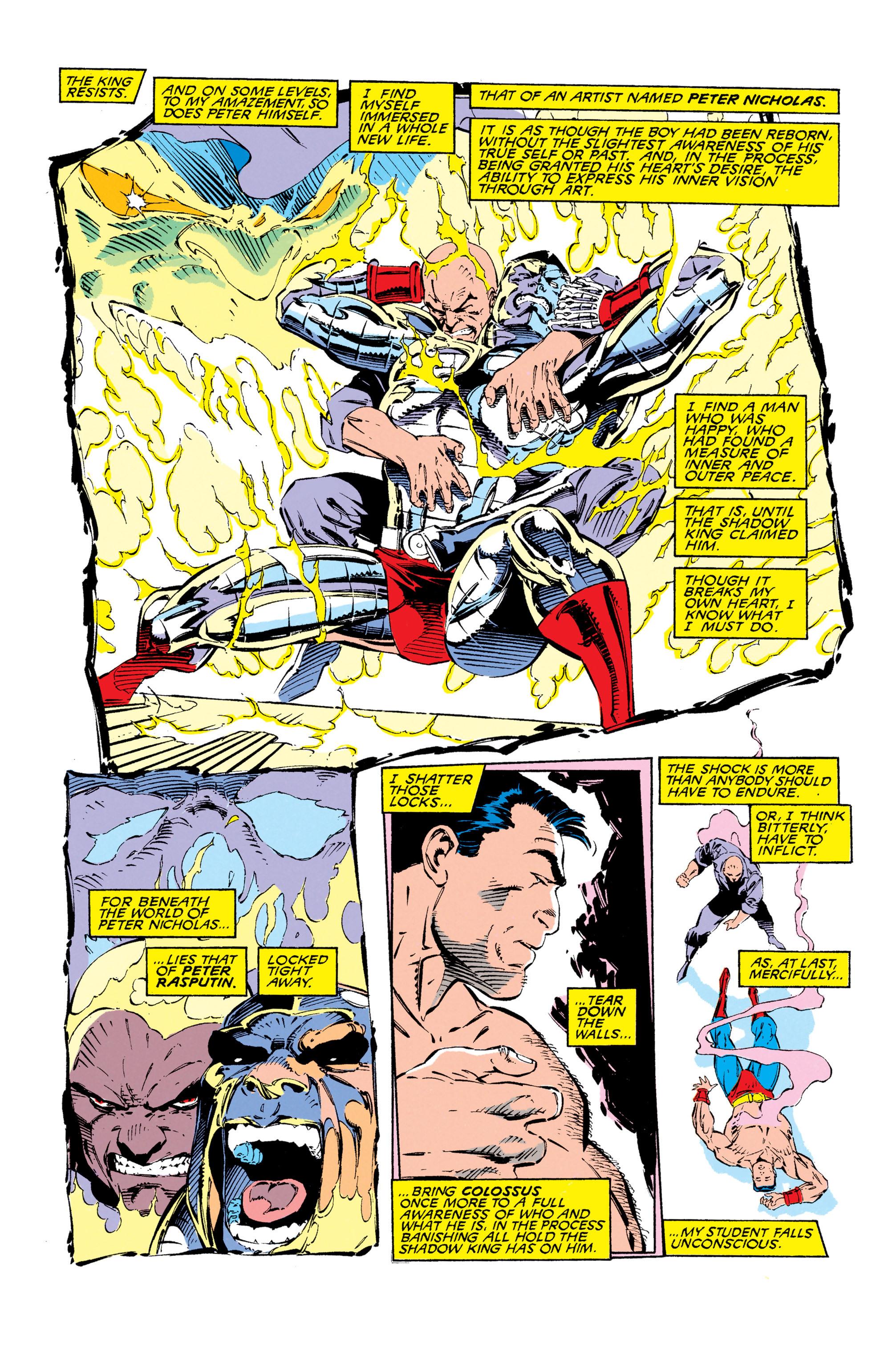 Read online Uncanny X-Men (1963) comic -  Issue #279 - 11