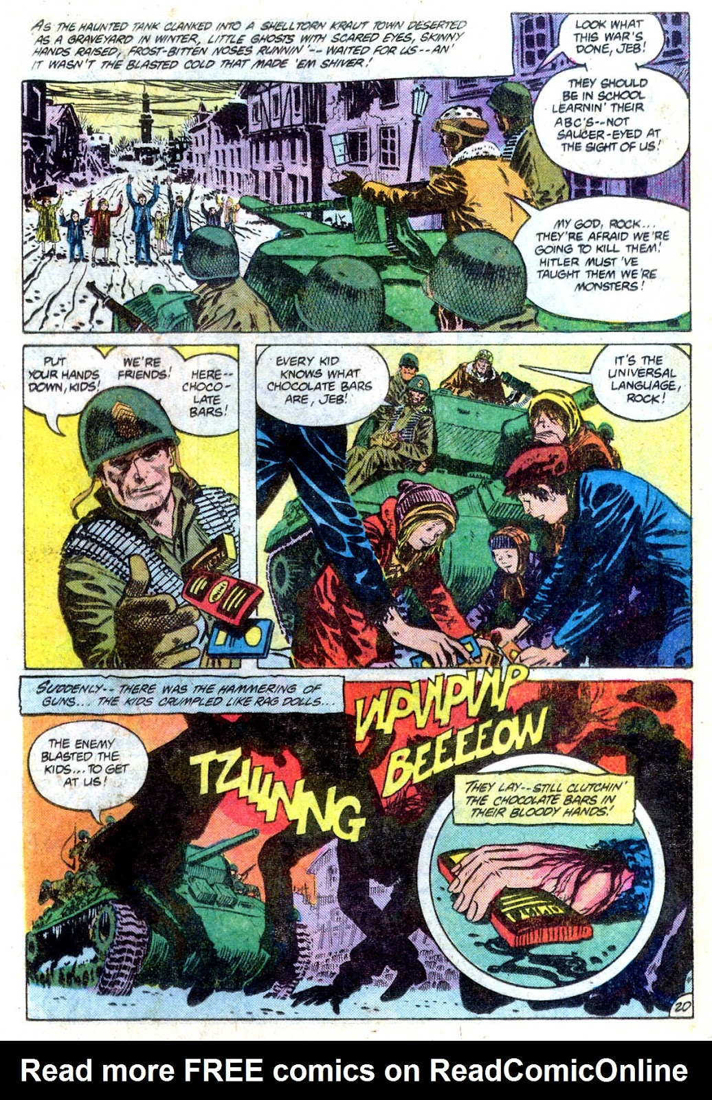 Sgt. Rock issue Annual 2 - Page 22
