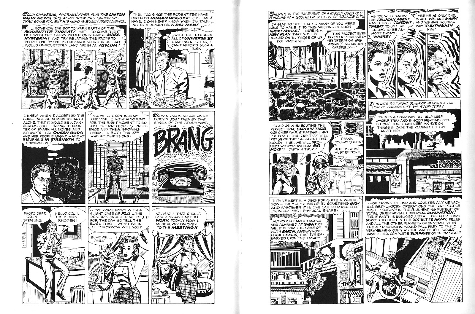 Star Studded Comics issue 8 - Page 3