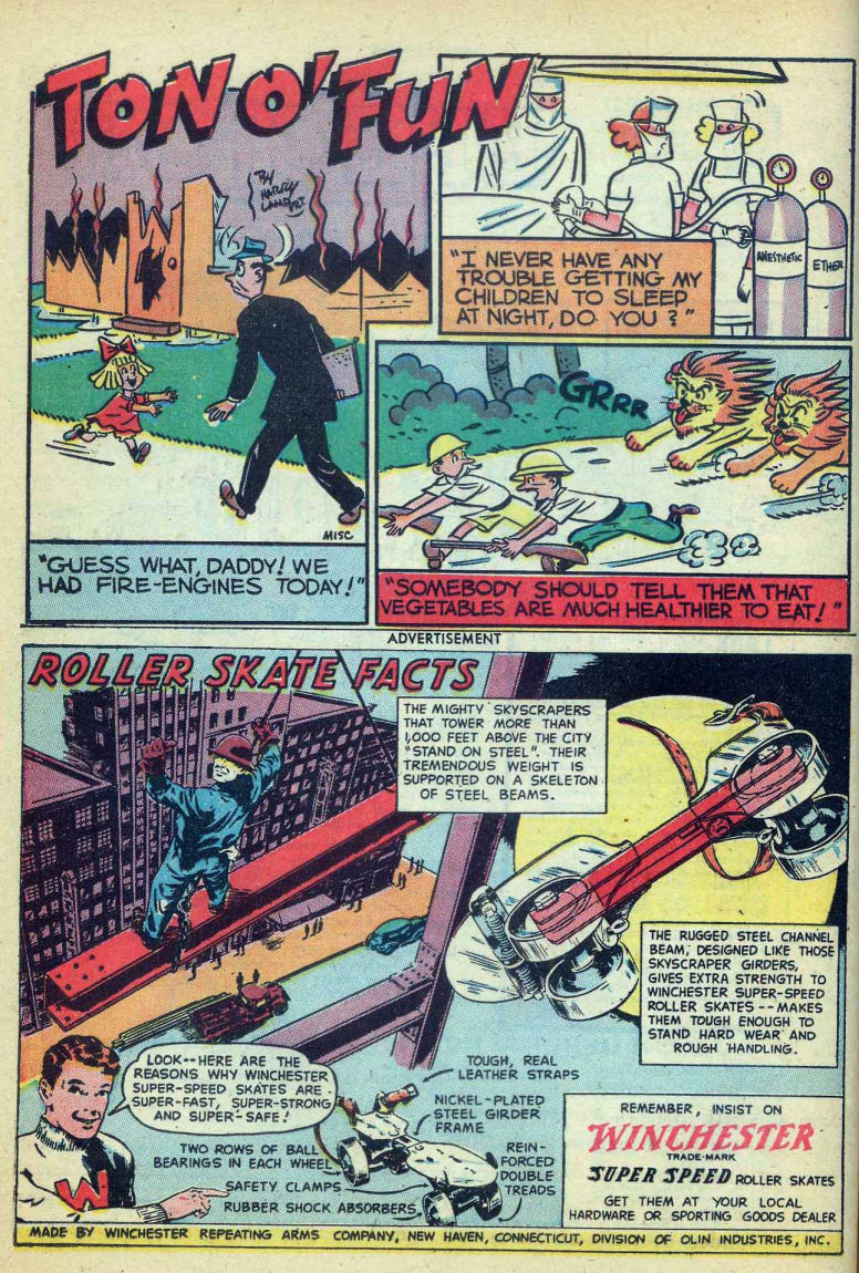 Read online Sensation (Mystery) Comics comic -  Issue #73 - 38
