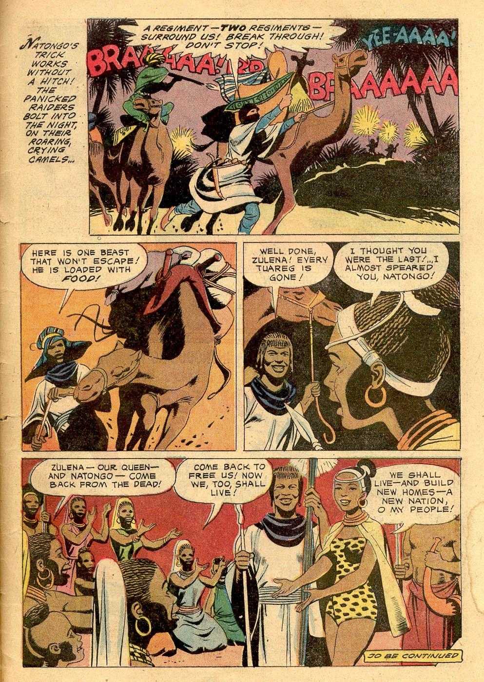 Tarzan (1948) issue 119 - Page 29