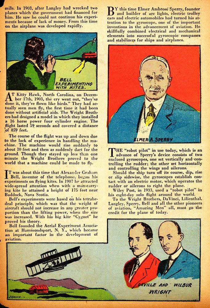 Read online Amazing Man Comics comic -  Issue #12 - 51