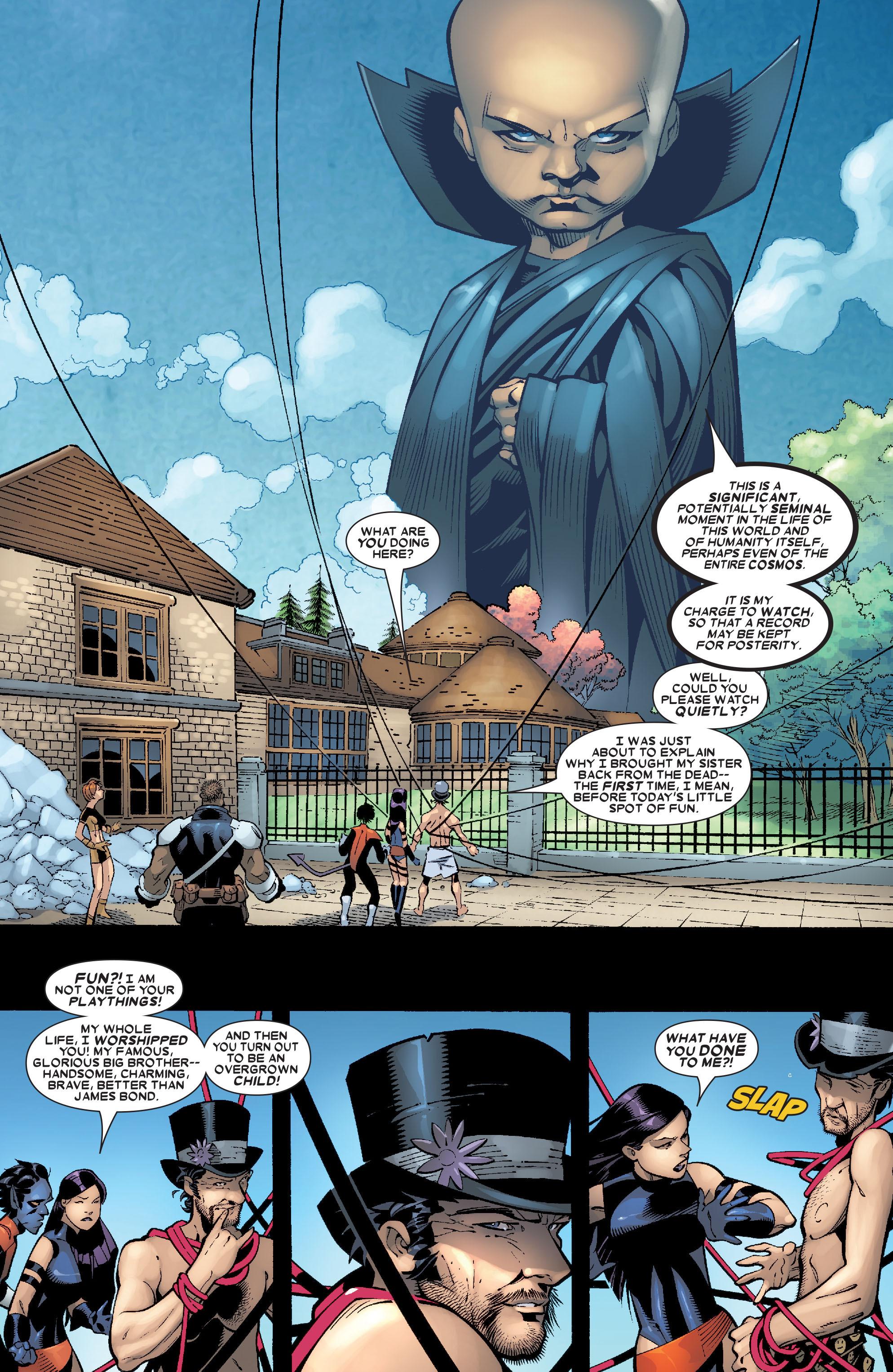 Read online Uncanny X-Men (1963) comic -  Issue #472 - 19