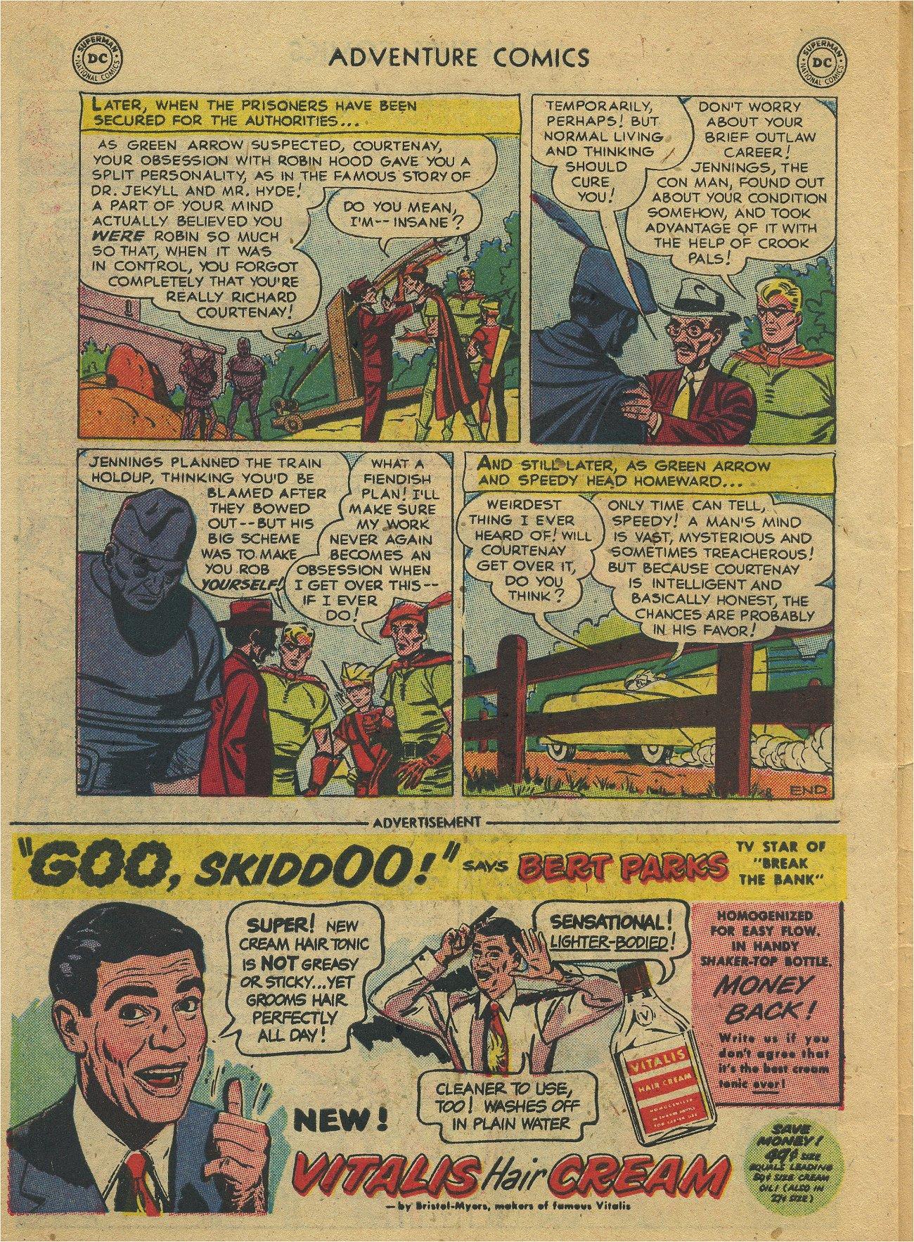 Read online Adventure Comics (1938) comic -  Issue #171 - 40