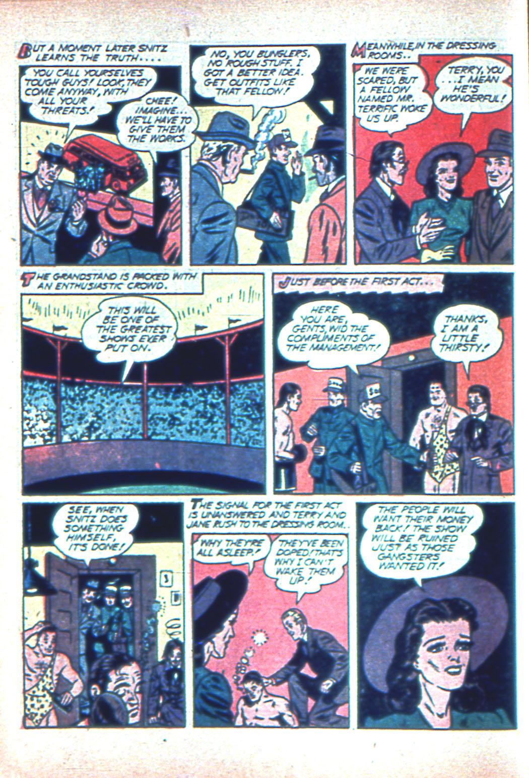 Read online Sensation (Mystery) Comics comic -  Issue #2 - 30
