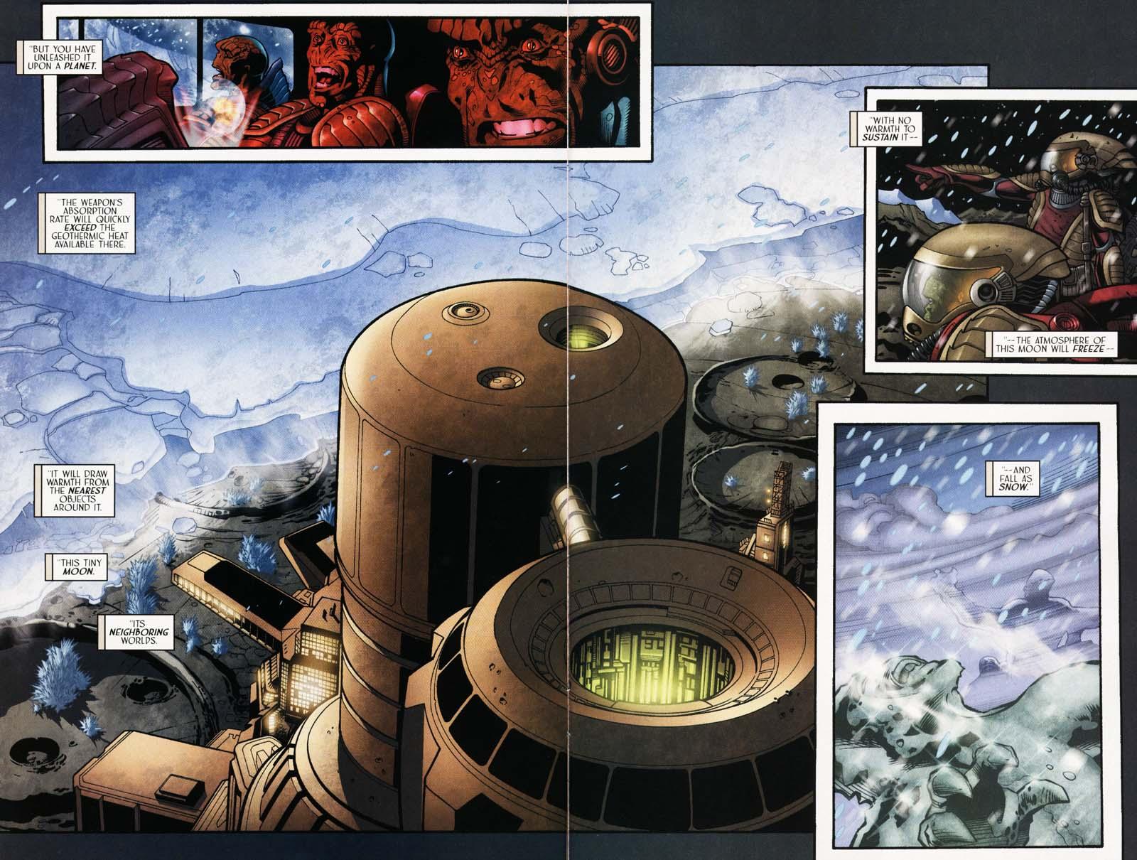 Read online Sigil (2000) comic -  Issue #29 - 4