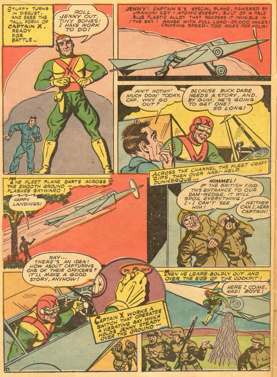 Star Spangled Comics (1941) issue 1 - Page 26