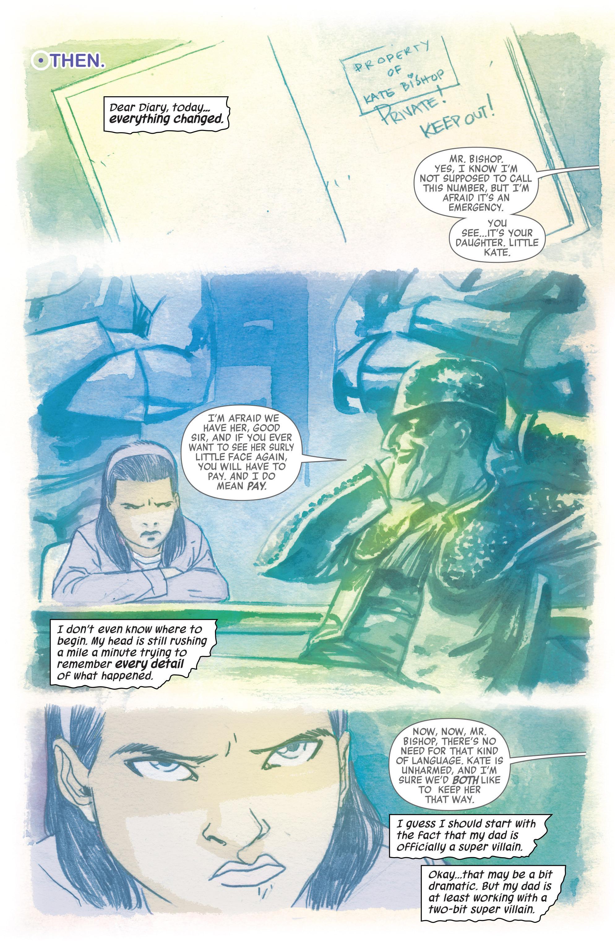 Read online All-New Hawkeye (2016) comic -  Issue #6 - 3