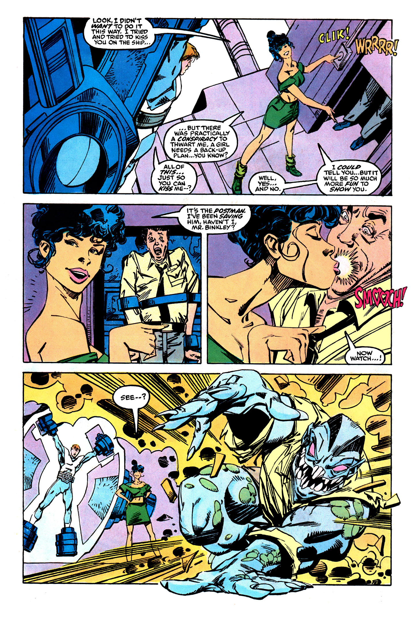 Read online X-Factor (1986) comic -  Issue #31 - 19