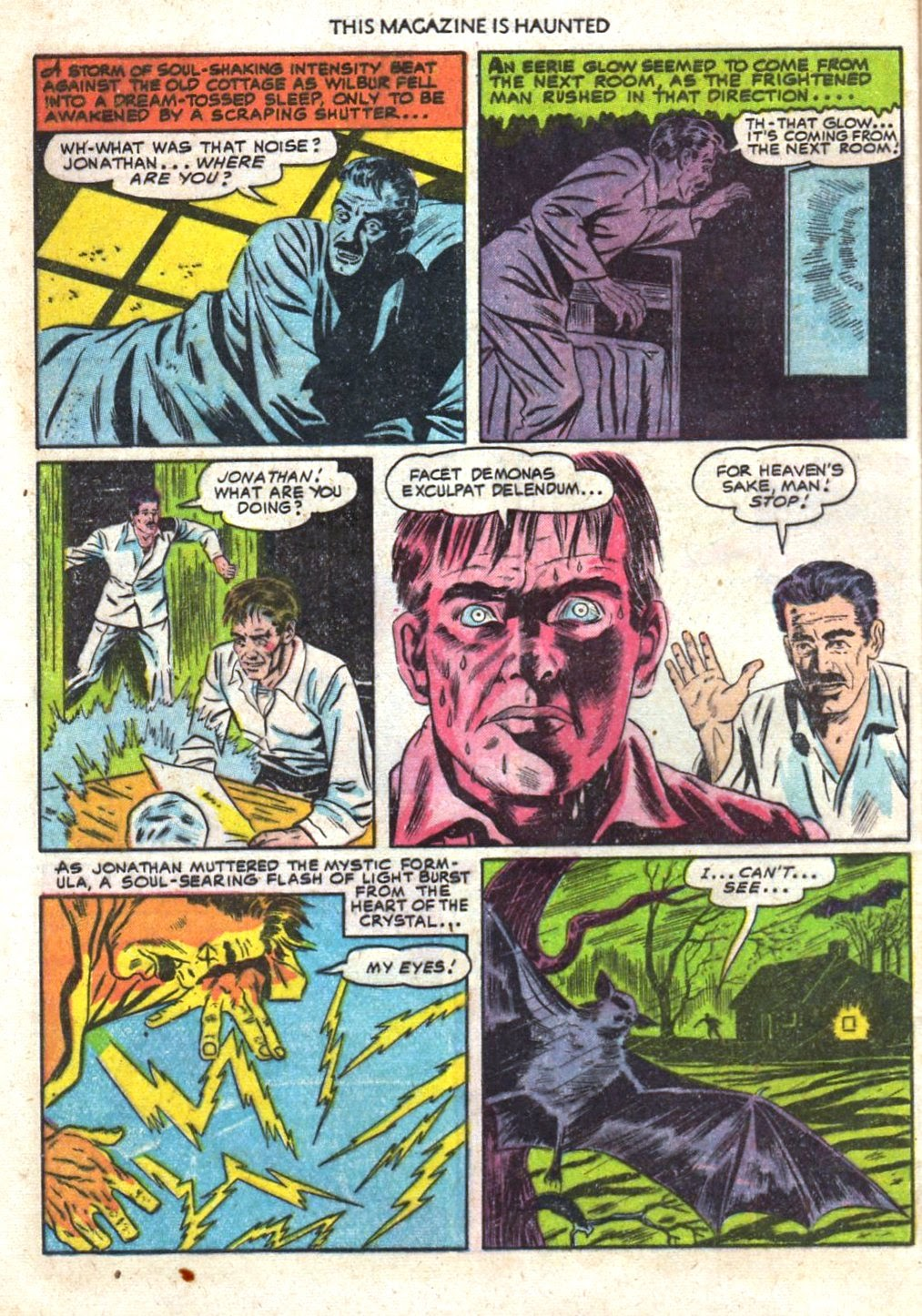 Read online This Magazine Is Haunted comic -  Issue #6 - 32