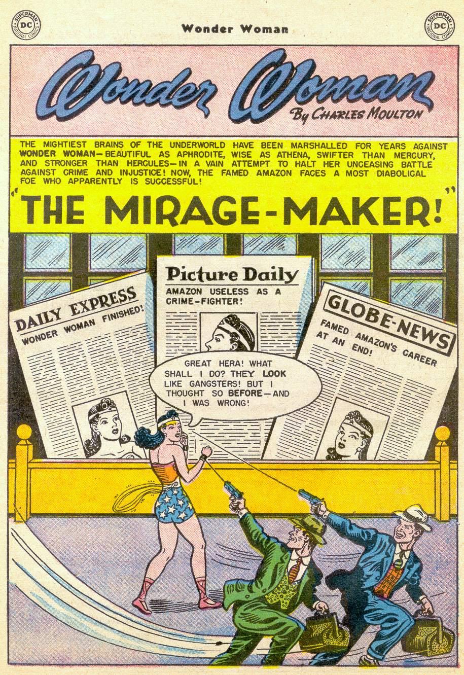 Read online Wonder Woman (1942) comic -  Issue #76 - 25