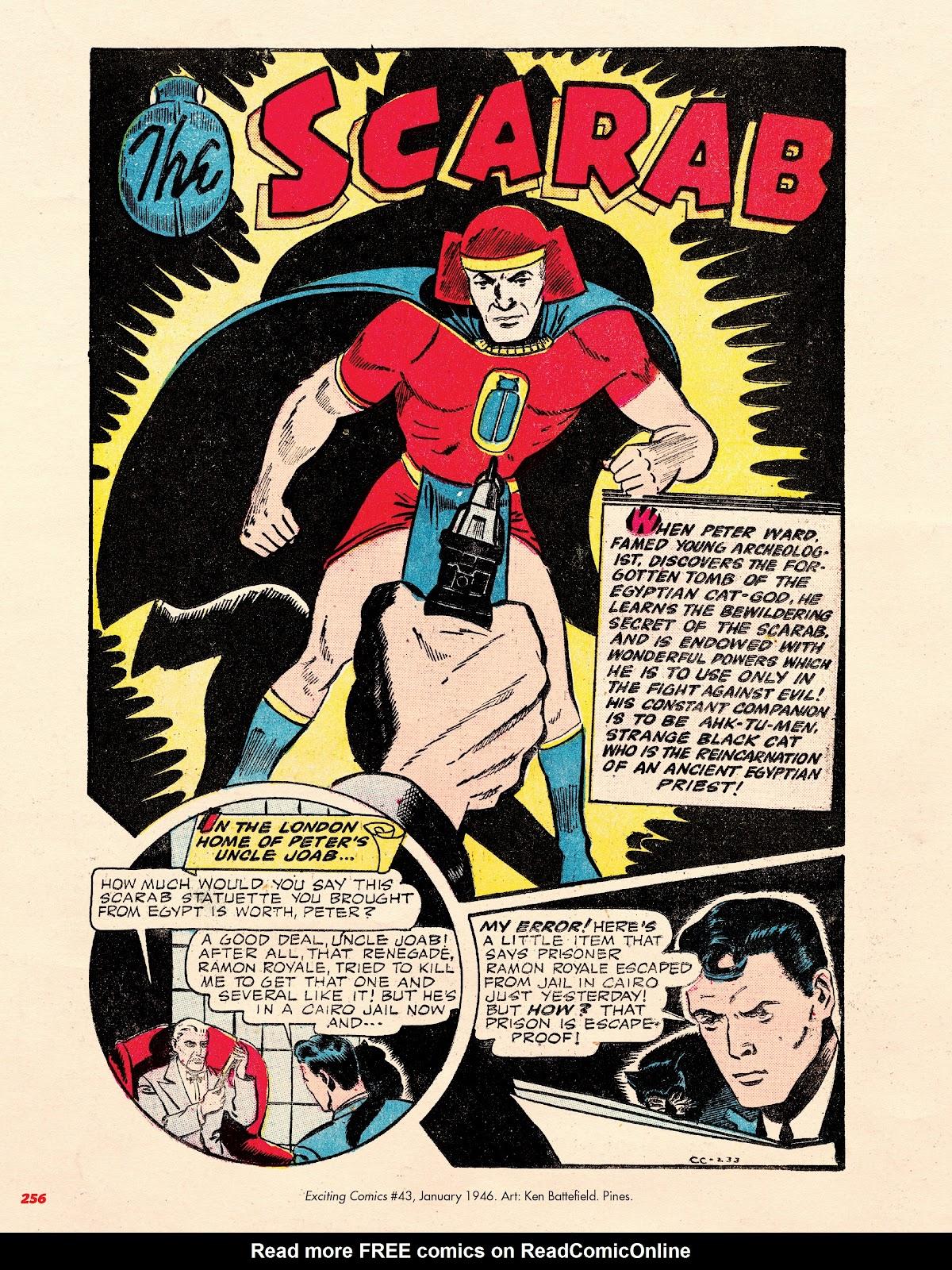 Read online Super Weird Heroes comic -  Issue # TPB 2 (Part 3) - 56