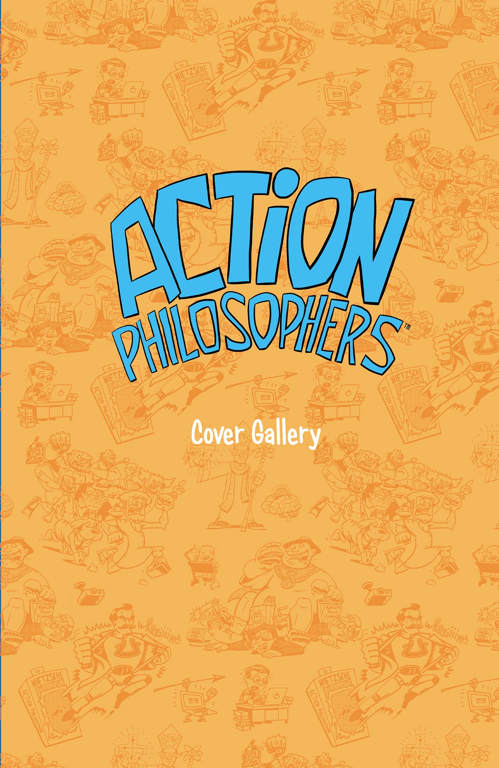 Read online Action Philosophers! comic -  Issue #Action Philosophers! TPB (Part 2) - 150