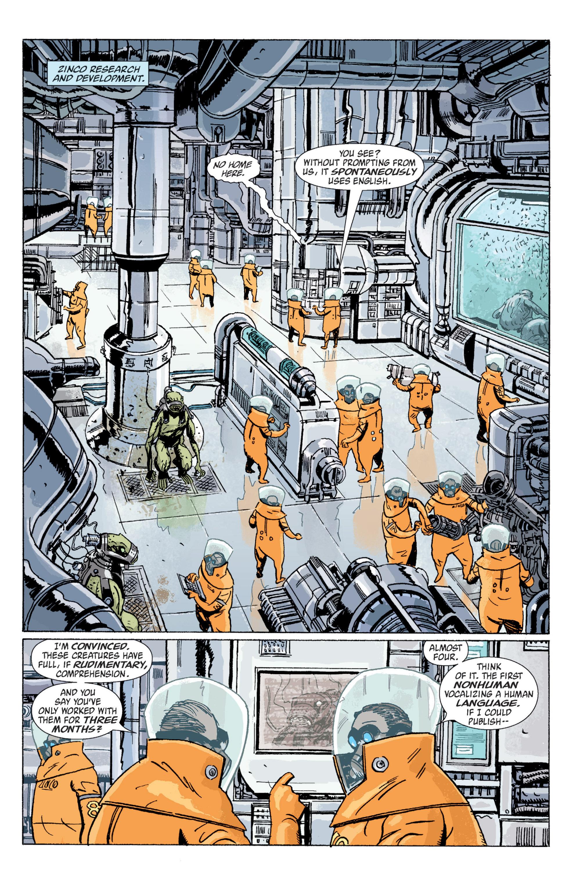 Read online B.P.R.D. (2003) comic -  Issue # TPB 5 - 40