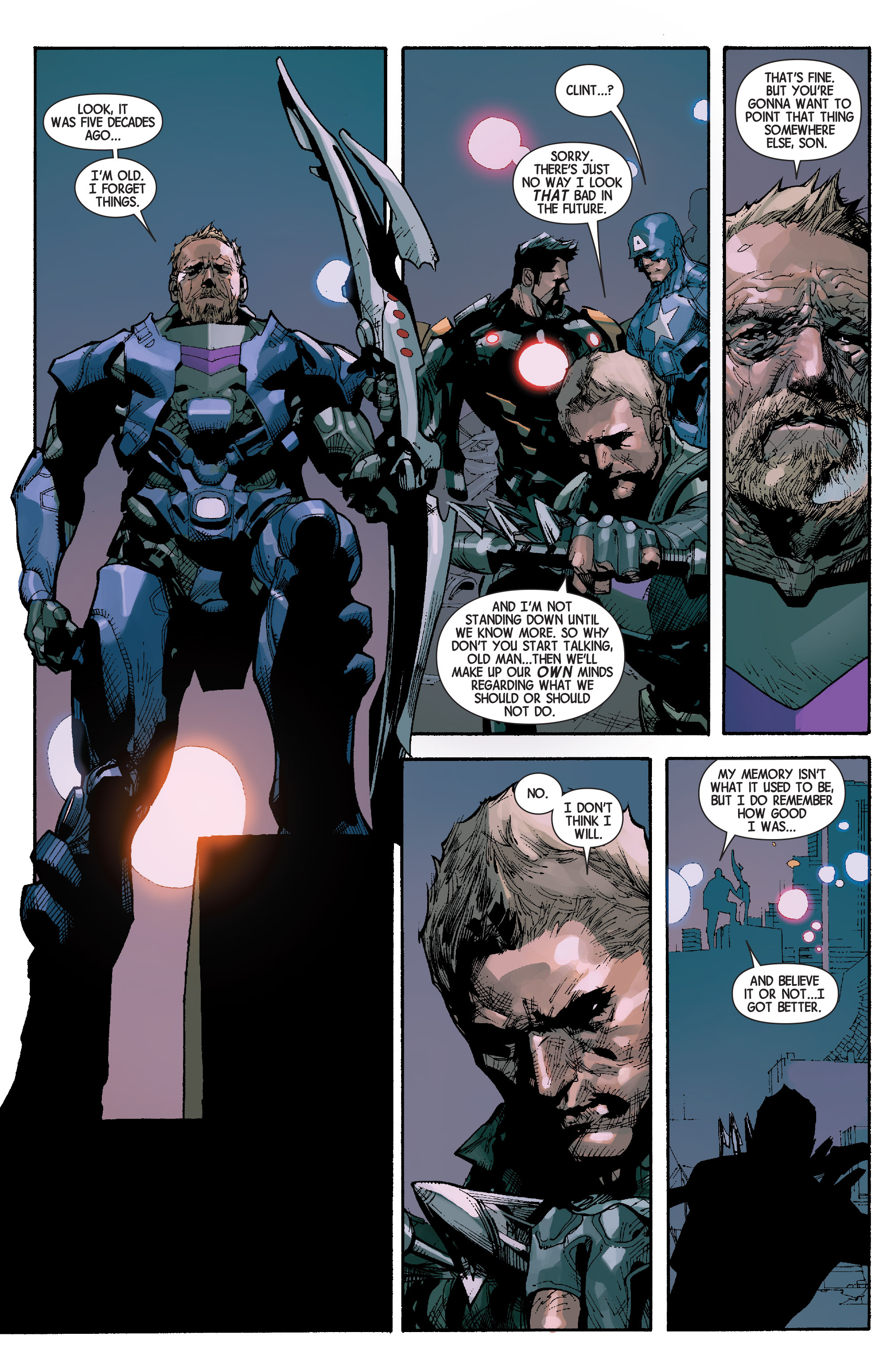 Read online Avengers (2013) comic -  Issue #30 - 11