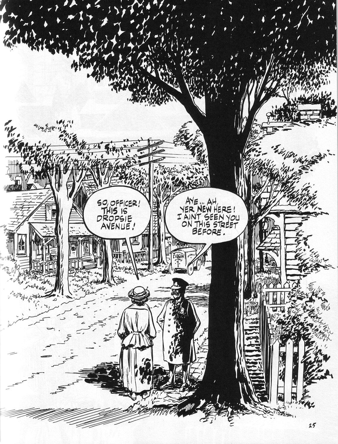 Read online Dropsie Avenue, The Neighborhood comic -  Issue # Full - 27