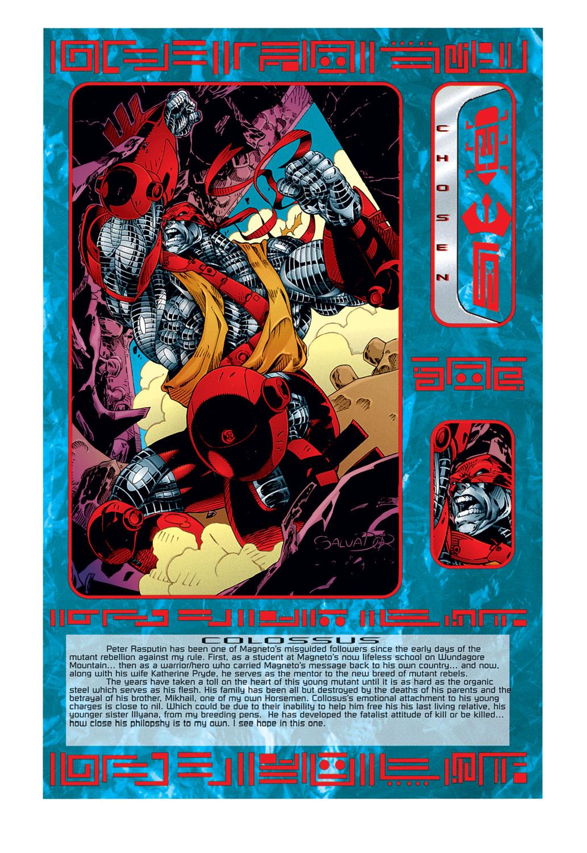 Read online Age of Apocalypse: The Chosen comic -  Issue #Age of Apocalypse: The Chosen Full - 18
