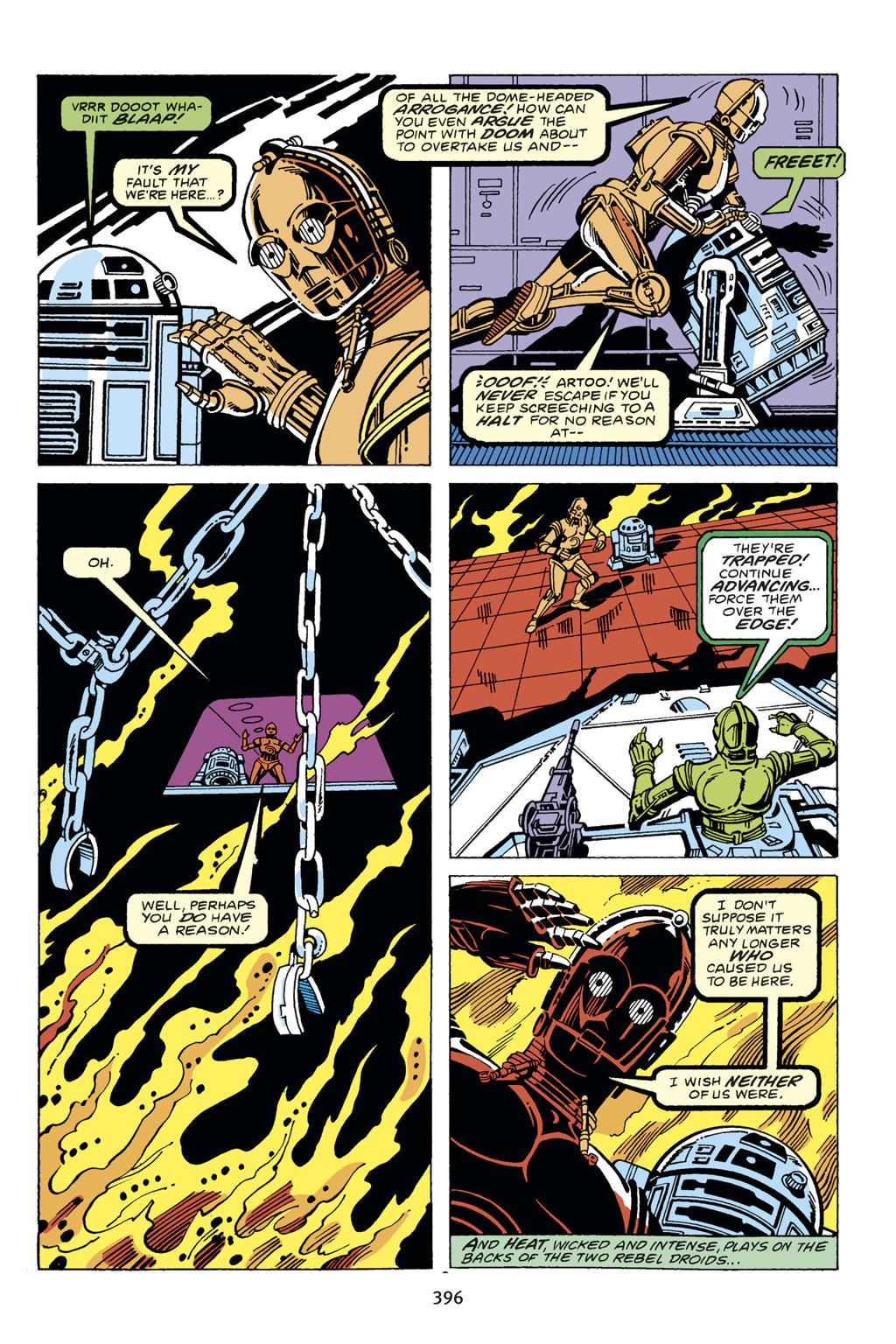Read online Star Wars Omnibus comic -  Issue # Vol. 14 - 391