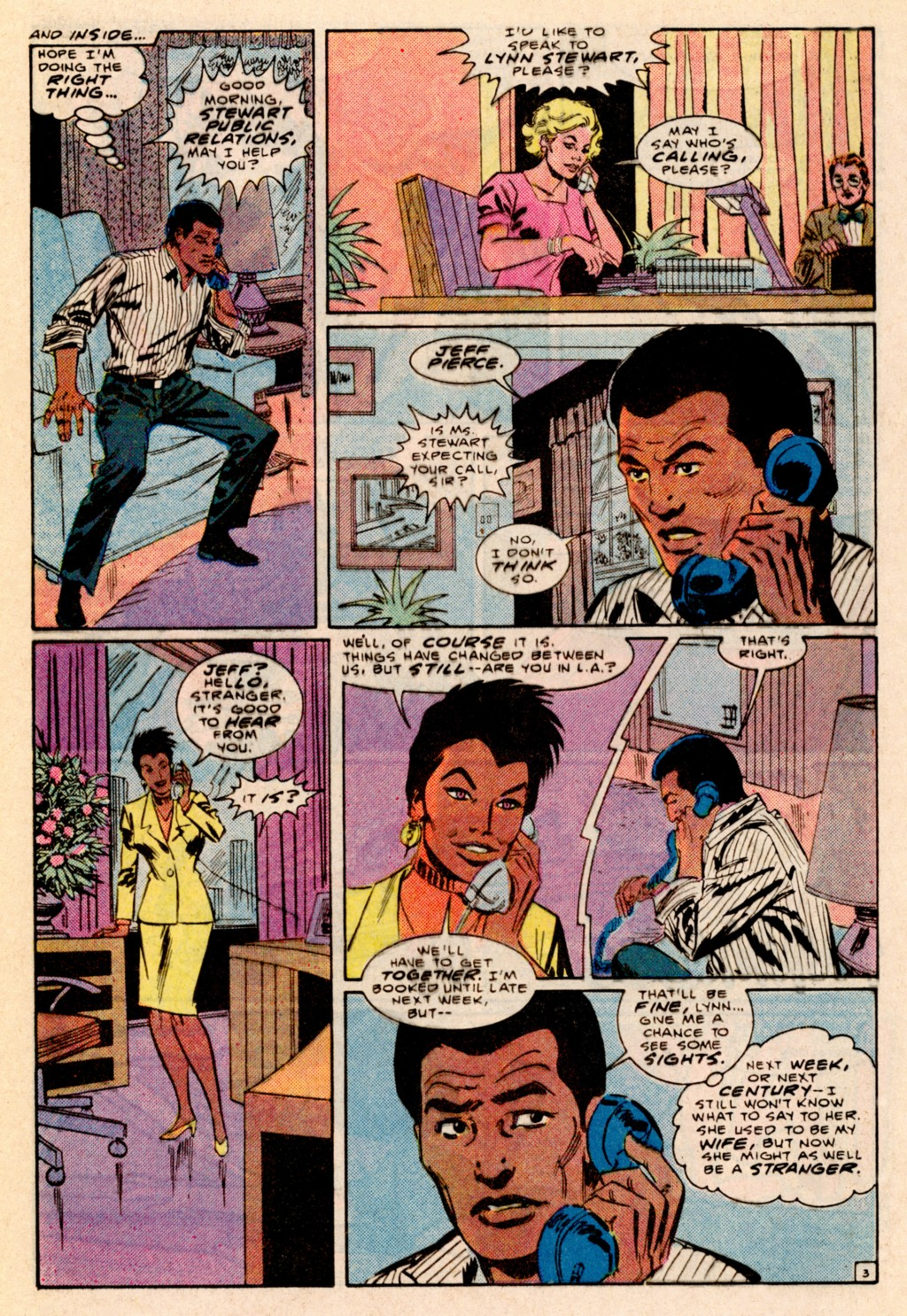 Read online Adventures of the Outsiders comic -  Issue #38 - 15