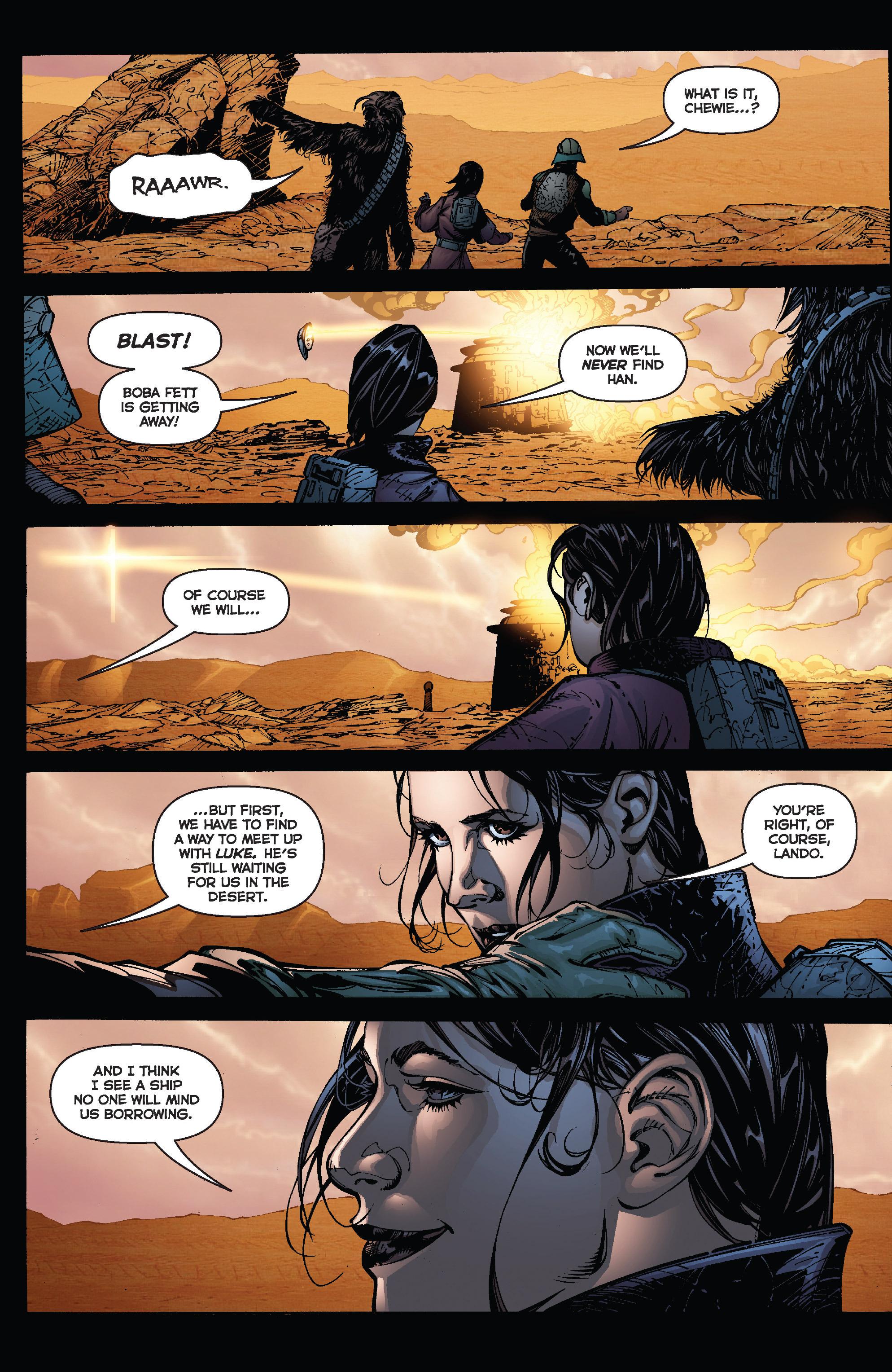Read online Star Wars Omnibus comic -  Issue # Vol. 27 - 196