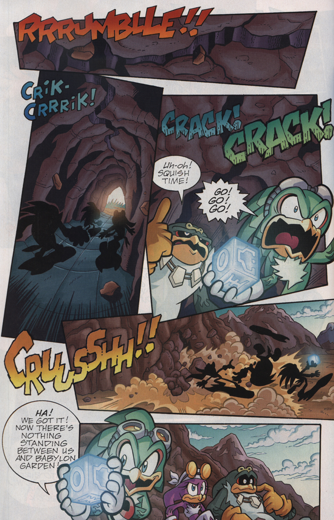 Read online Sonic Universe comic -  Issue #33 - 30