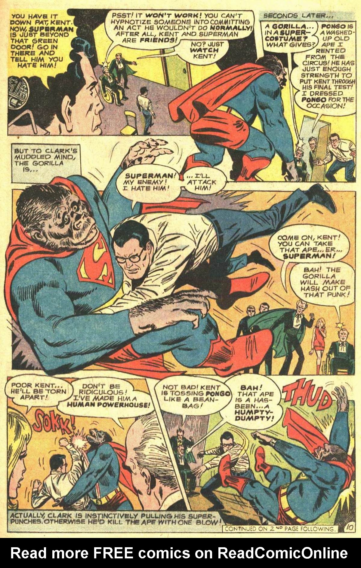 Read online Action Comics (1938) comic -  Issue #362 - 13